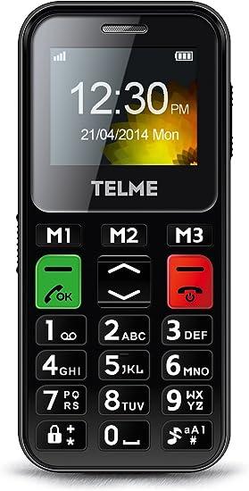 Emporia TELME C150 - Teléfono móvil (4,57 cm (1.8