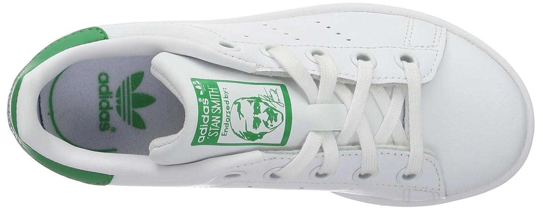 size 40 cef70 2ce96 adidas Stan Smith Scarpe da Ginnastica Basse Unisex - Bambini  Amazon.it   Scarpe e borse