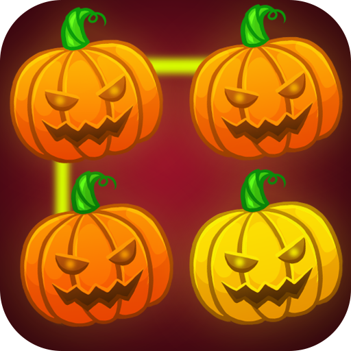 Connect Dots Halloween Free (Cute Halloween Pic)