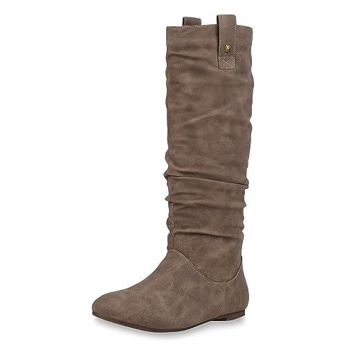 dd7d7a274a3 Scarpe Vita - Botas Plisadas Mujer  Amazon.es  Zapatos y complementos
