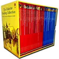 Usborne Young Reading Collection 40 illustrated Books Box Se