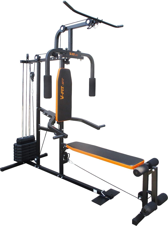 V-Fit LFG2 Herculean COBRA Lay Flat Home Gym