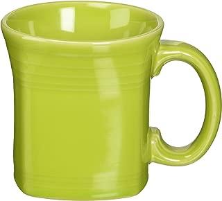 product image for Fiesta 13-Ounce Square Mug, Lemongrass