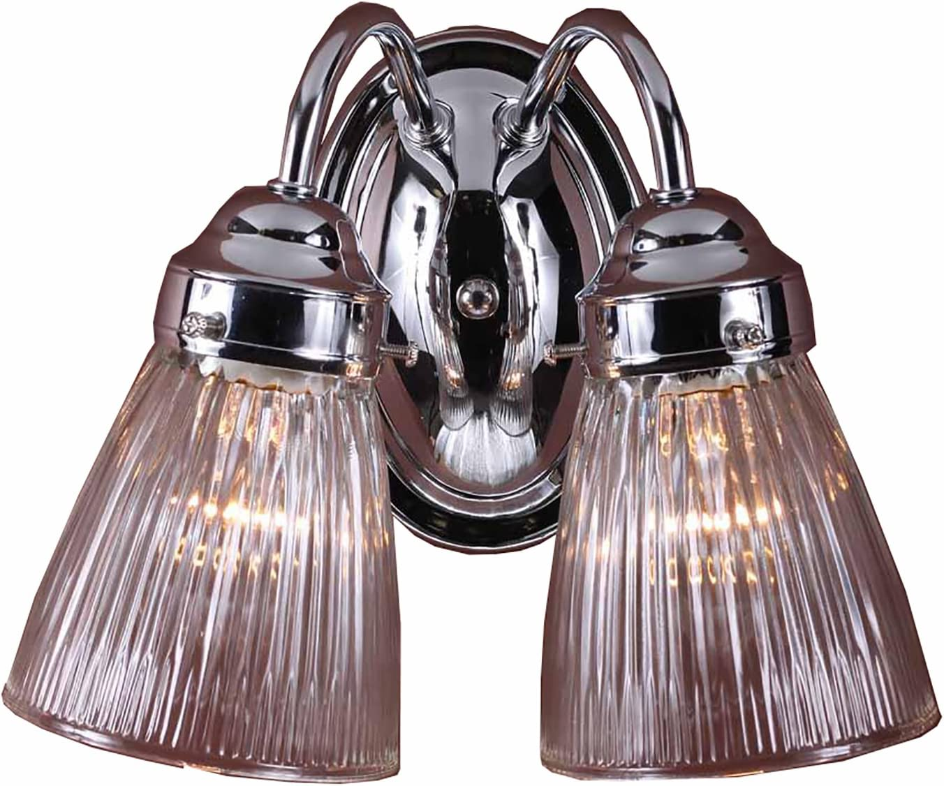 Volume Lighting V1632-33 2-Light Bath Bracket