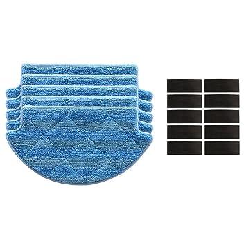 Reinigung Wischtuch Für Xiaomi Roborock S50 Staubsauger Zubehör Ersatz