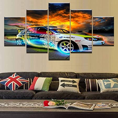 mmwin Lona Modular HD Imprimir Posters Wall Art Picture 5 ...