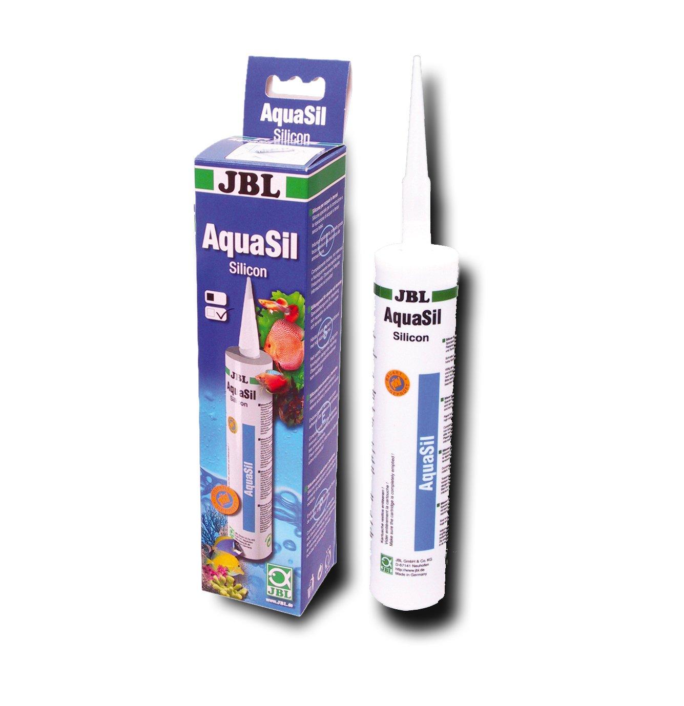 JBL Silicona especial para acuarios y terrarios AquaSil: Amazon.es: Productos para mascotas