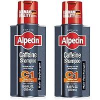 2 x Alpecin Caffeine Shampoo by Dr Wolff