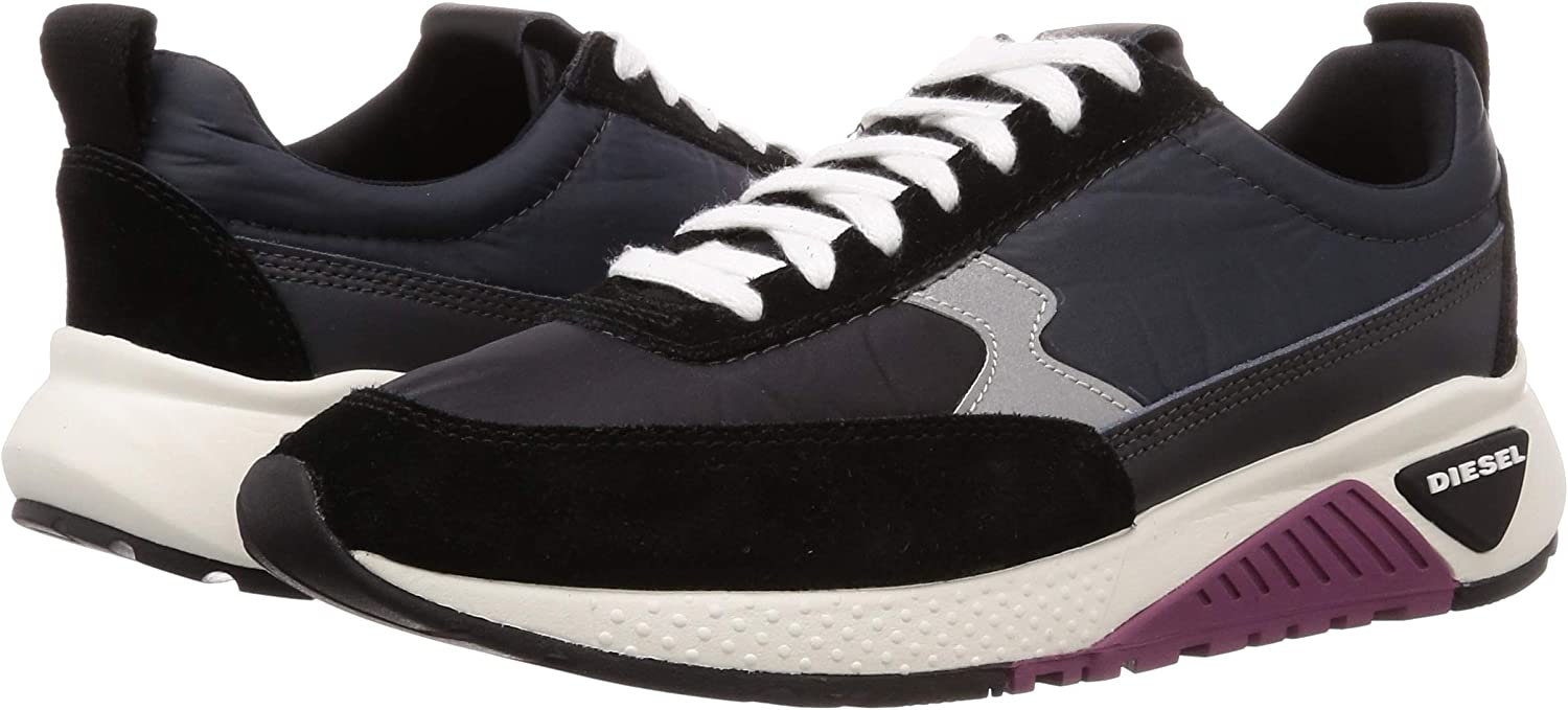 Diesel Mens SKB S-kb Low Lace Ii-Sneakers