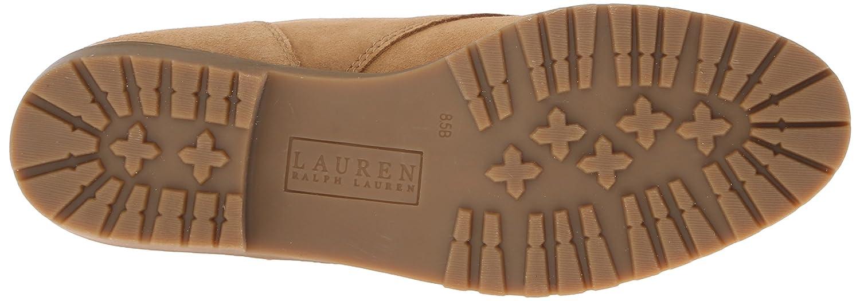 Lauren Ralph Lauren 5.5 Women's Malva Boot B00WIWBDP4 5.5 Lauren B(M) US|Camel Sport Suede df7336