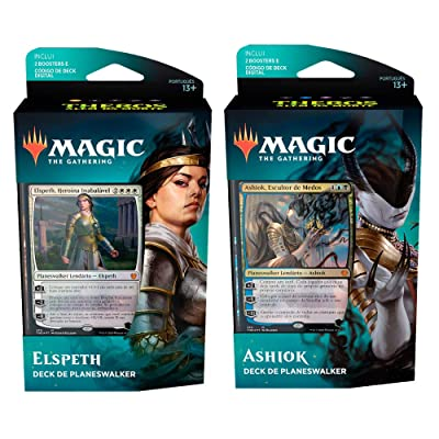 MTG Magic the Gathering Theros Beyond Death - Both Planeswalker Decks! 180 Total Cards: Toys & Games