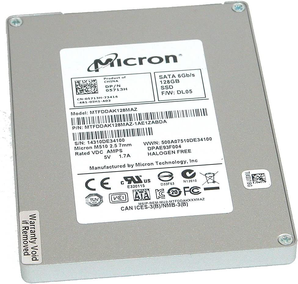 Dell 5713H Micron MTFDDAK128MAZ 128GB SSD 2.5