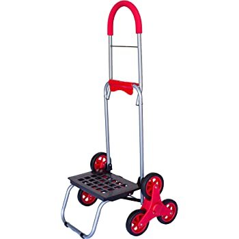 Amazon Com Stair Climber Mighty Max Dolly Cart Red