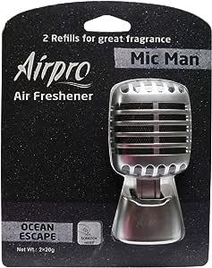 Airpro Car Air Freshner Mic Man Ocean Escape