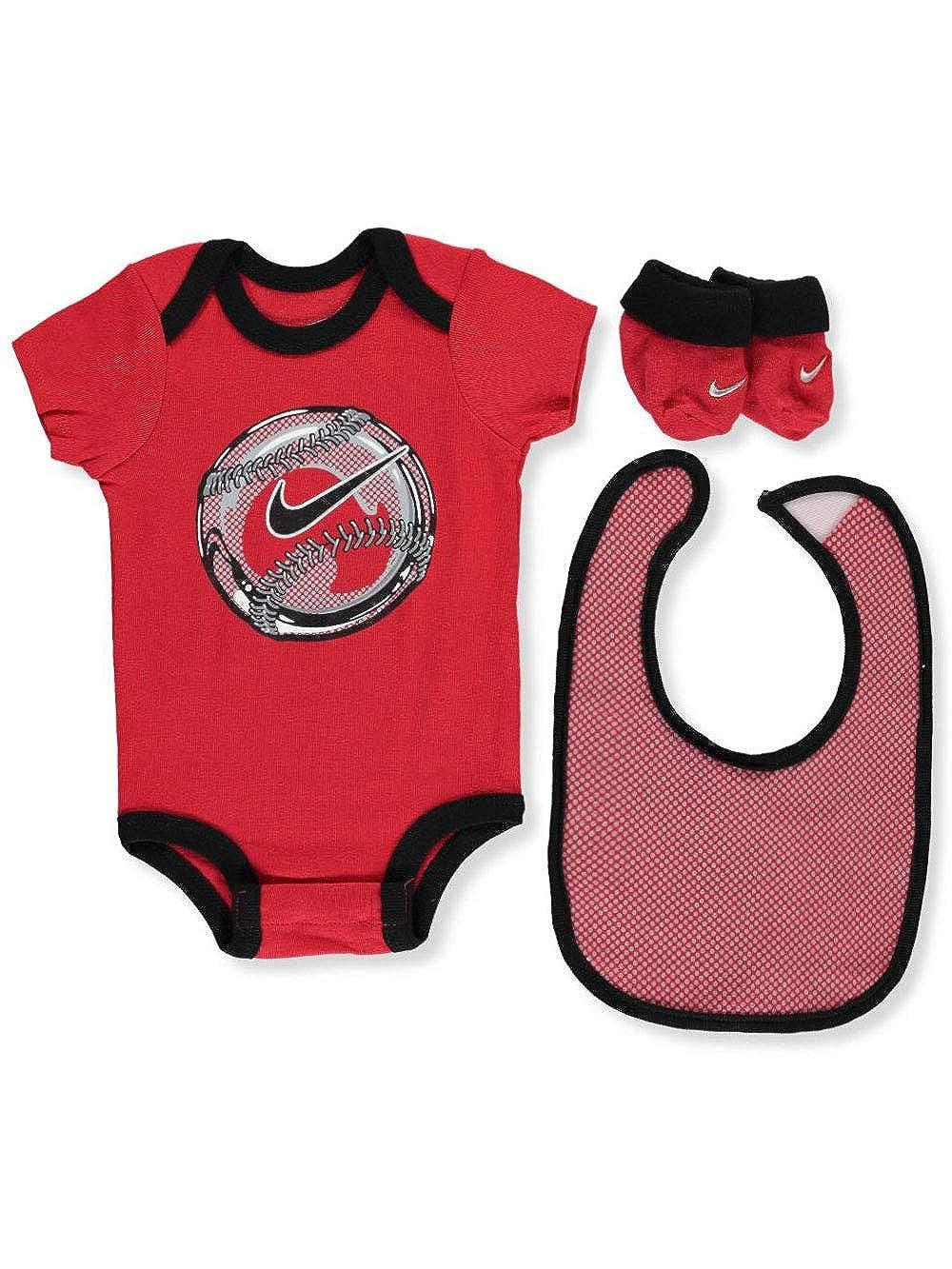 Nike Baby Boys 3-Piece Layette Set