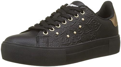 Desigual Shoes_Star Winter Valkiria, Zapatillas para Mujer: Amazon.es: Zapatos y complementos