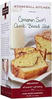 product image for Stonewall Kitchen Cinnamon Swirl Quick Bread Mix, 17 oz