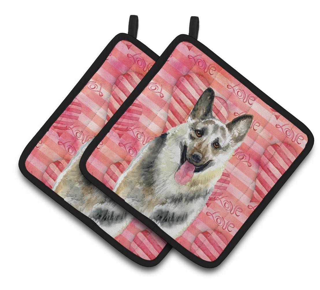 4 x 18 mm NOIR French Bull Dog Glass Round Cabochons Animal
