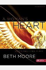 A Woman's Heart - Bible Study Book: God's Dwelling Place Paperback