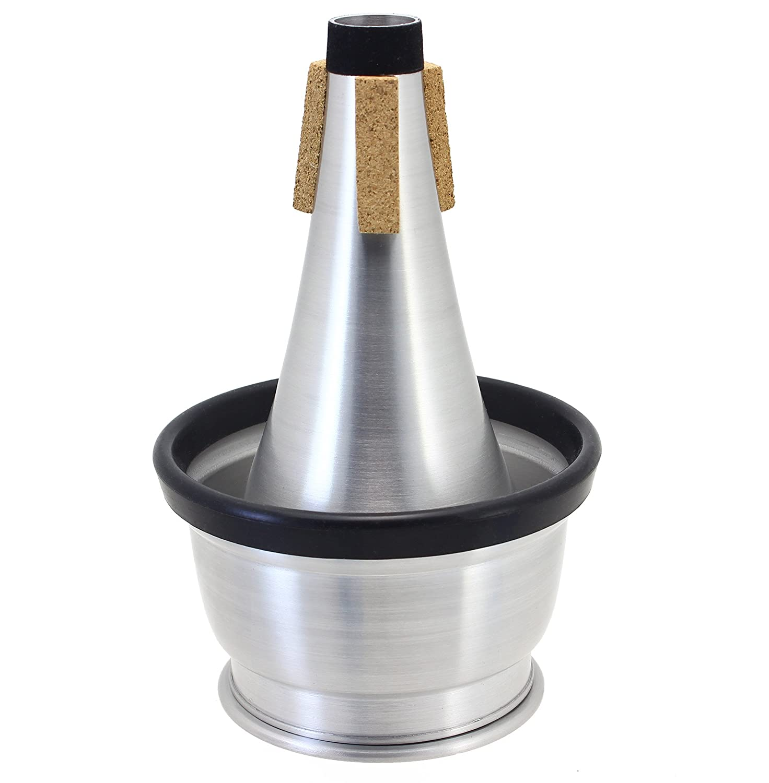 LotFancy Trumpet Straight Mute, Aluminum 4334214386