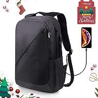 REYLEO Business Laptop Backpack 15.6 Anti-Theft Notebook Rucksack \\nCasual Daypack for Women Men