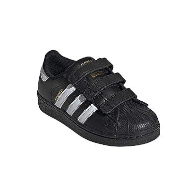 meilleures baskets e566e 6f761 adidas Originals - Chaussures 'Superstar Foundation', de Sport - B26071 -  Taille EUR 32 - Couleur Noir et Blanc
