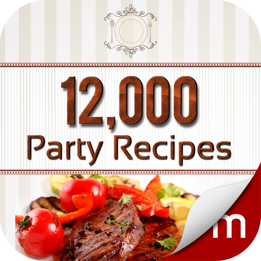 12,000 Party Recipes -