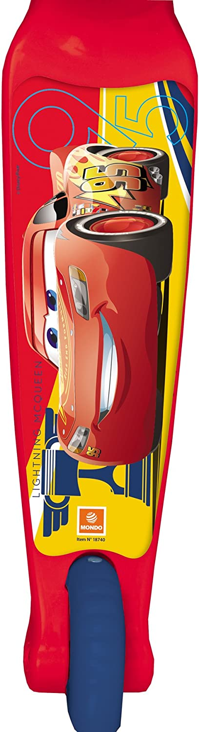 Amazon.com: Mondo patinete Cars Twist and Roll Scooter: Toys ...