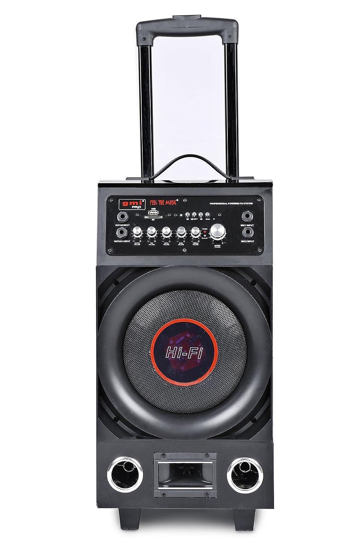 GMI-Pro PBX-110 Powered DJ Speaker System