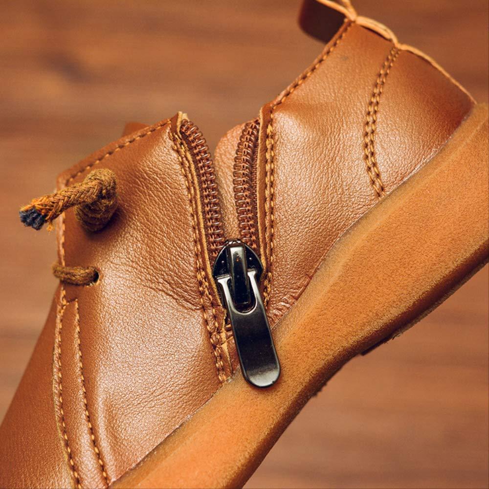 Zapatos Escolares Vintage Cuero Escuela Casual Vestido Zapatos De Cuero