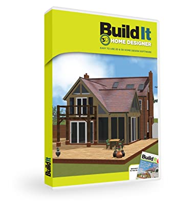 build it 3d home designer software for the self builder or home