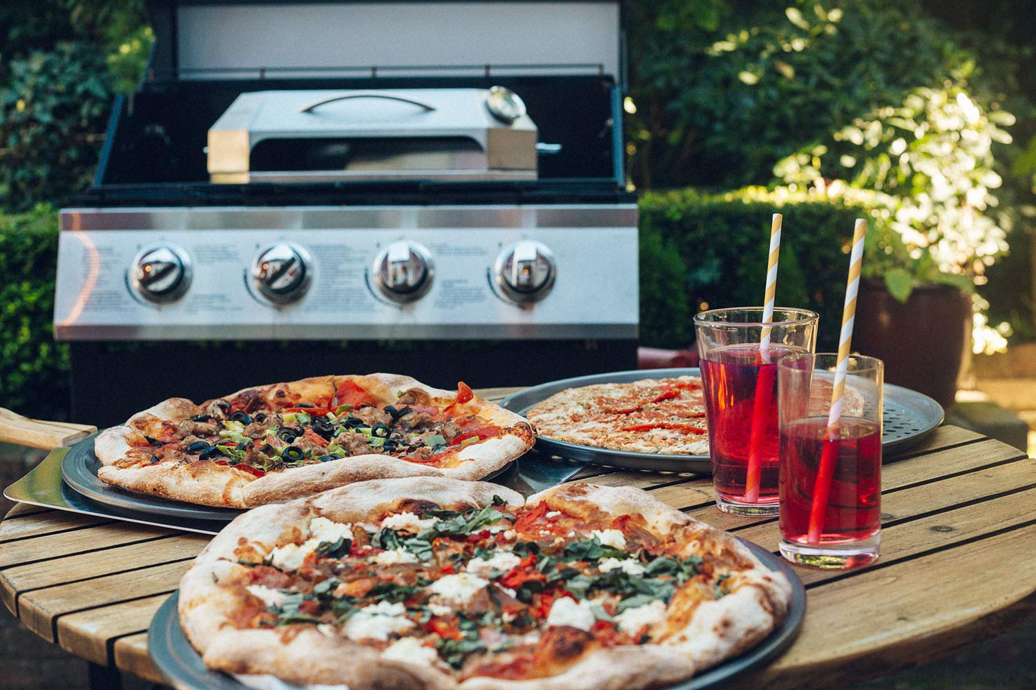 only fire Universal Stainless Steel Pizza Oven Kit Fits for Any Gas Grilll by only fire (Image #5)