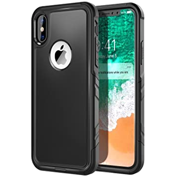 coque 3 couches iphone x