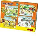Haba 301888 Puzzles Jahreszeiten