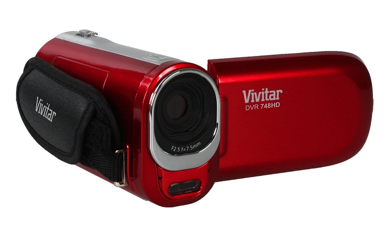 vivitar dvr748hd 12 megapixel digital video camcorder amazon co uk rh amazon co uk