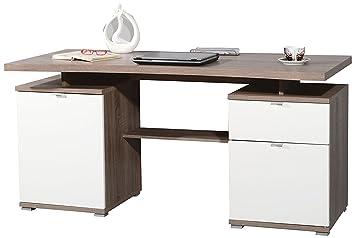 O meuble gris bureau média mdf laque vomitodegato flickr