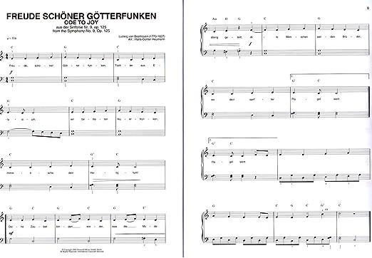 La Bible de Piano dHomme de Hans Günter foin – Trésor de 130 des ...