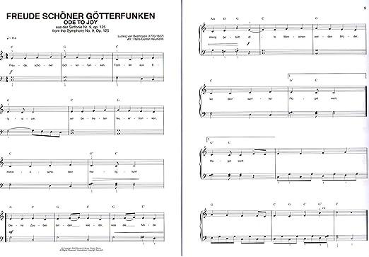 La Bible de Piano dHomme de Hans Günter foin - Trésor de 130 des plus belles chansons de tous Styles et époques - et praxisbezogen, complétée par Textes et ...