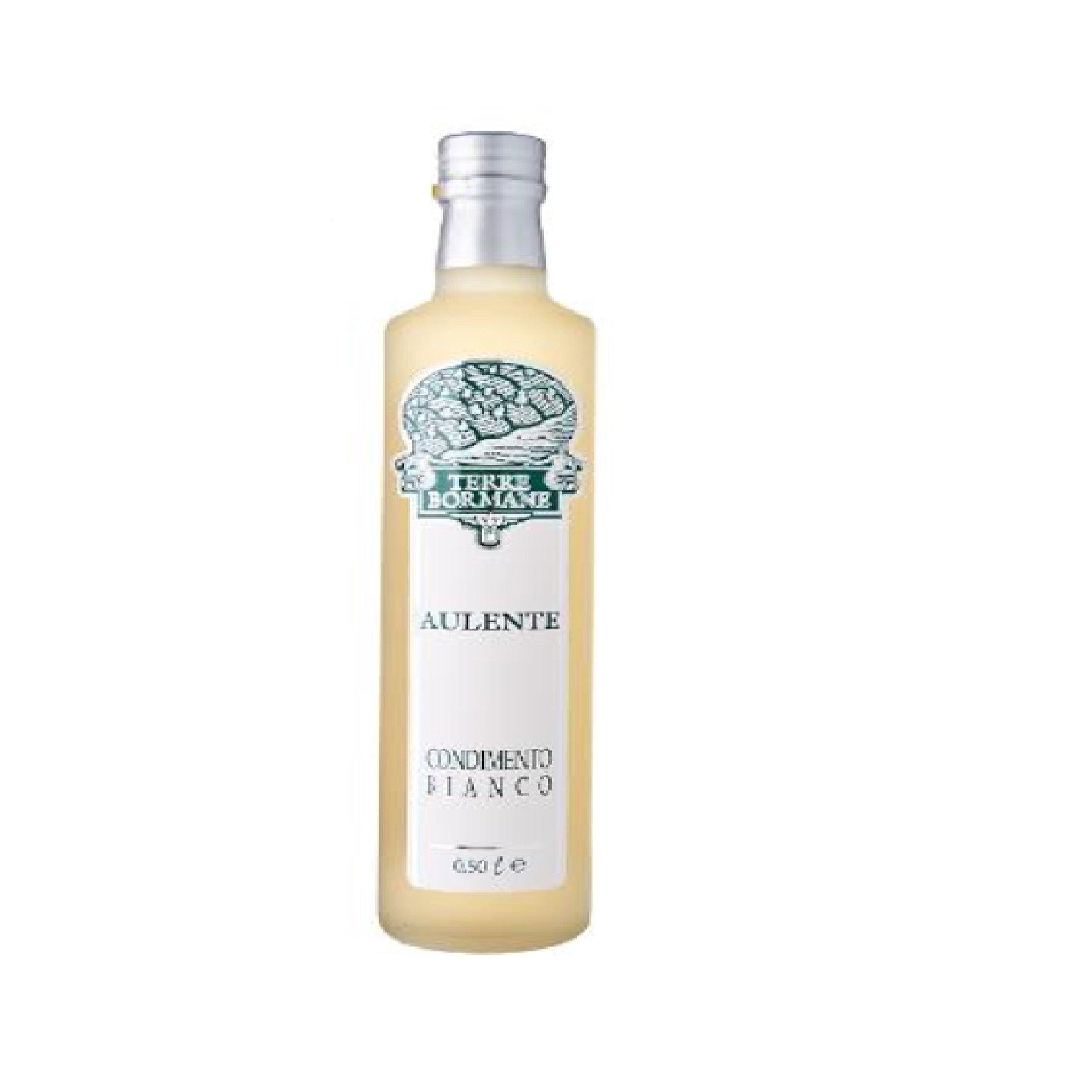Terre Bormane White Vinegar (Aulente) - pack of 2 by Terre Bormane