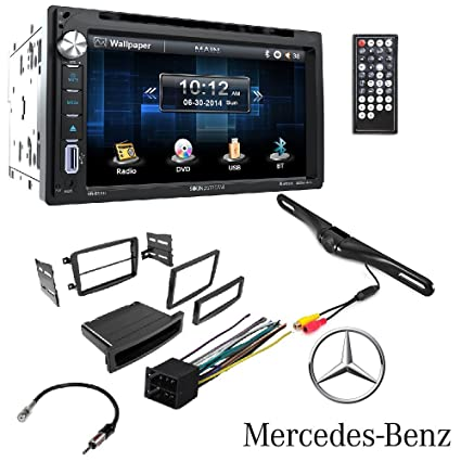 Amazon Com Soundstream Vr 651b Double Din Bluetoooth In