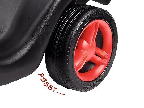 Big 800056102 Fulda Bobby Car Classic Kinderfahrzeug Spielzeug