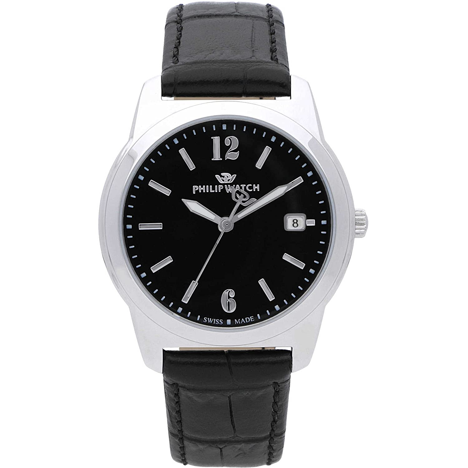Philip Watch Herrenuhr Timeless R8251495001