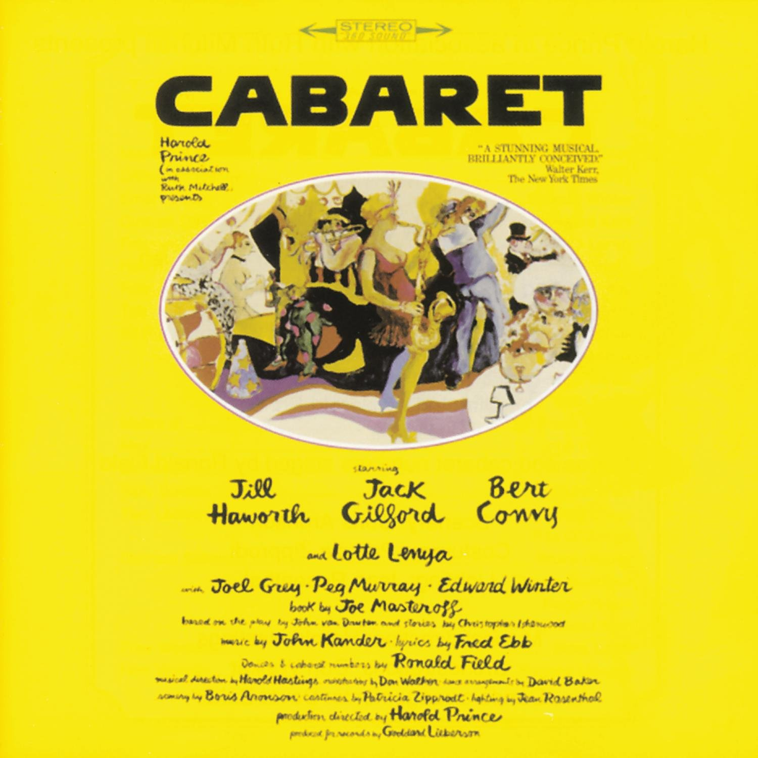 Cabaret - Original Broadway Cast Recording: Original ...