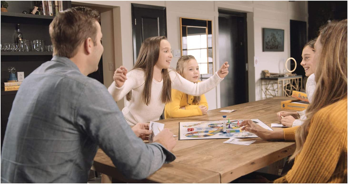 Spontuneous The Song Game Sing It or Shout It Talent NOT Required Board Game