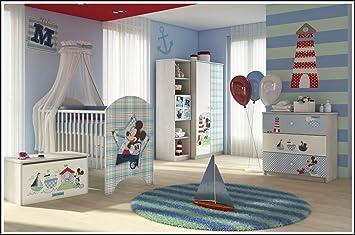 Hogartrend Möbel für Kinderzimmer, Disney-Kollektion Micky Maus ...