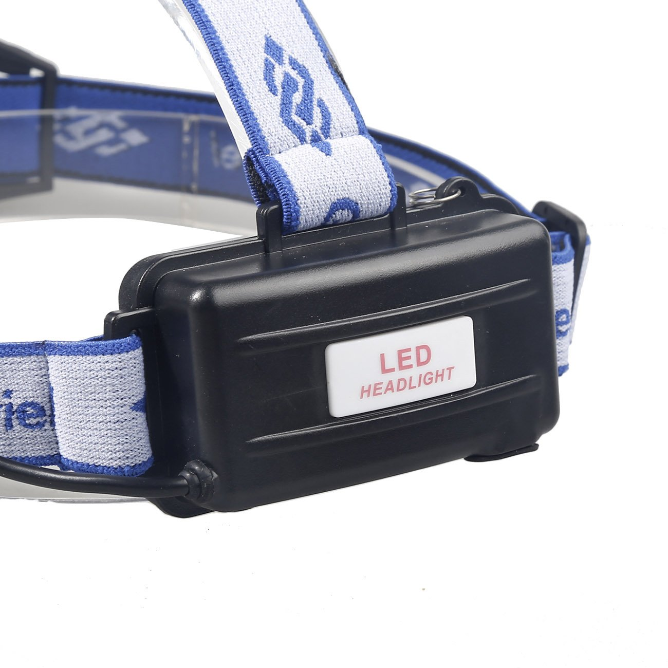 ShineTool Adjustable Rechargeable LED Headlamp 3 Modes, Zoomable and Waterproof Headlamp for Free Work, Hiking, Camping, Climbing, Running and Adventure by ShineTool (Image #4)