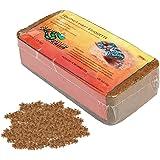 Écorce De Noix De Coco Substrat pour terrarium vivarium en fibre 650g
