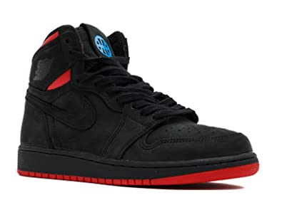 6b8a360e9c37 NIKE AIR Jordan 1 RET HI OG Q54 BG - AH1041-054 - Size 4.5  Amazon ...