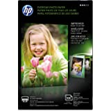 HP Everyday Photo Paper, 4in. x 6in, Glossy, 53 Lb, Pack Of 100 Sheets