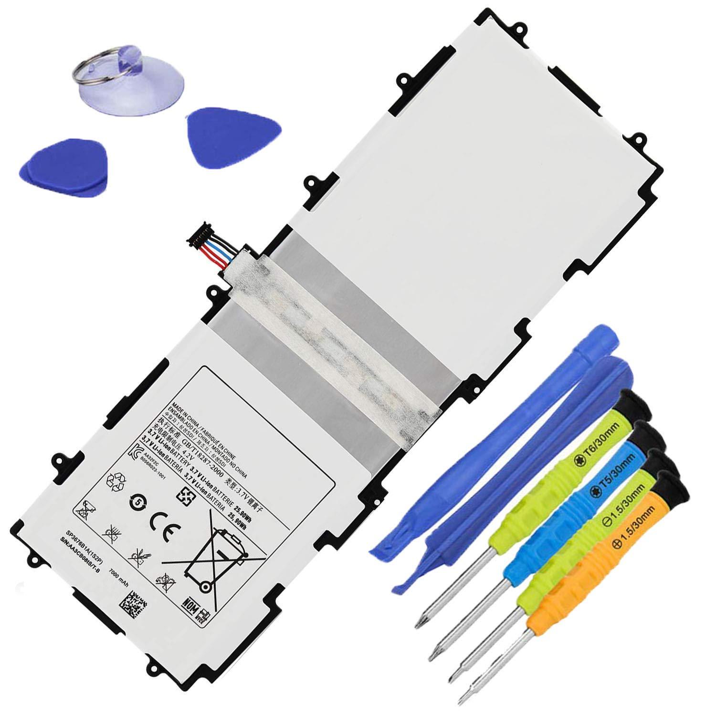 Bateria 3.7v 25.9wh Sp3676b1a 1s2p Para Samsung Galaxy Tab 10.1 Gt-p7500 Gt-p7510 Tab 2 10.1 Gt-p5100 Gt-p5110 Gt-p5113